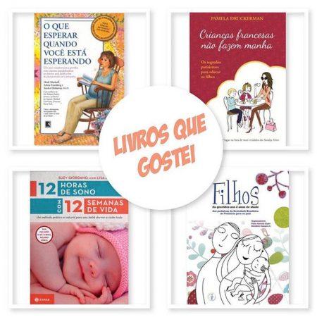 livros maternidade